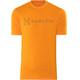Haglöfs Ridge II Maglietta a maniche corte Uomo arancione